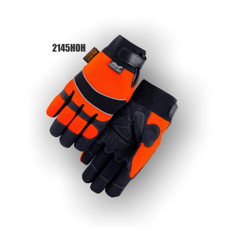 Winter Hawk Waterproof High Visibility Glove Tom S Truck
